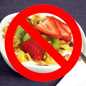 Exceptionnel Pourquoi le petit déjeuner n'est pas le repas le plus important de  WH89