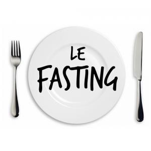 Couverture du livre le Fasting