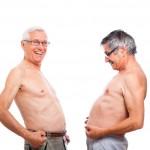 maigrir avec l'âge